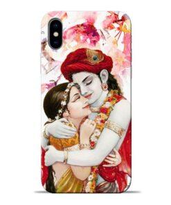 Radha Krishn Apple iPhone X Mobile Cover