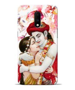 Radha Krishn Oneplus 7 Mobile Cover