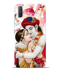 Radha Krishn Vivo Y17 Mobile Cover