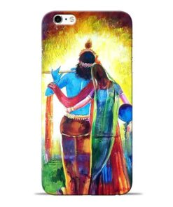 Radha Krishna Apple iPhone 6s Mobile Cover