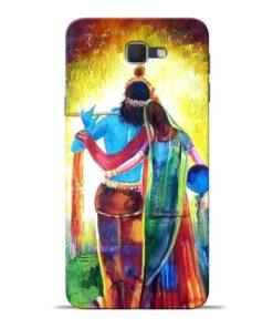 Radha Krishna Samsung J7 Prime Mobile Cover