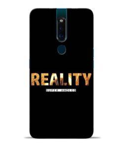 Reality Super Oppo F11 Pro Mobile Cover