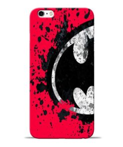 Red Batman Apple iPhone 6 Mobile Cover
