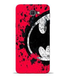 Red Batman Samsung J7 Prime Mobile Cover