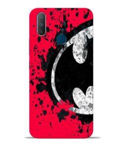 Red Batman Vivo Y17 Mobile Cover