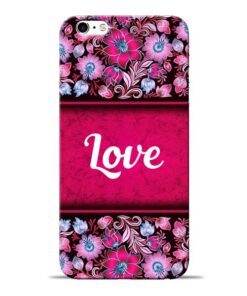 Red Love Apple iPhone 6 Mobile Cover