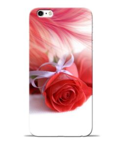 Red Rose Apple iPhone 6s Mobile Cover