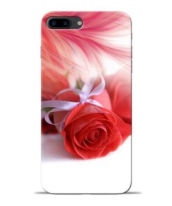 Red Rose Apple iPhone 7 Plus Mobile Cover