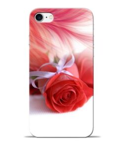 Red Rose Apple iPhone 8 Mobile Cover
