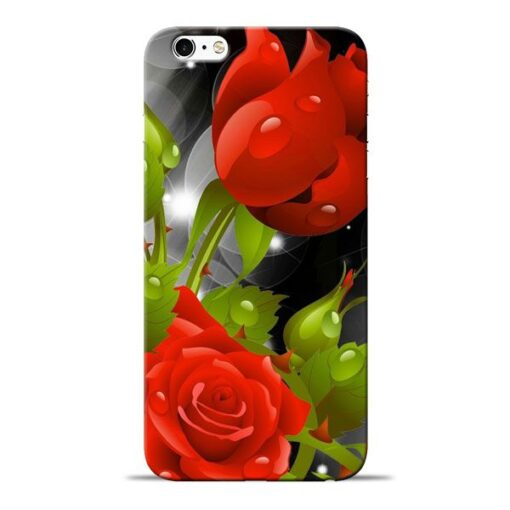 Rose Flower Apple iPhone 6 Mobile Cover