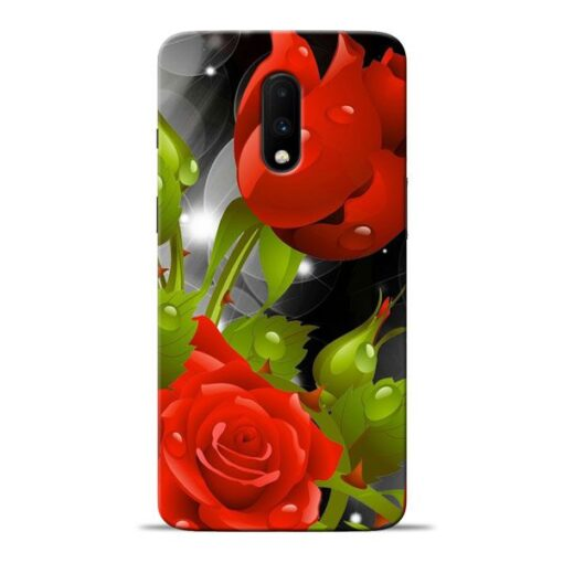 Rose Flower Oneplus 7 Mobile Cover