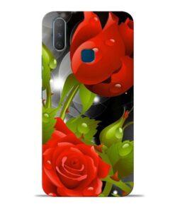 Rose Flower Vivo Y17 Mobile Cover