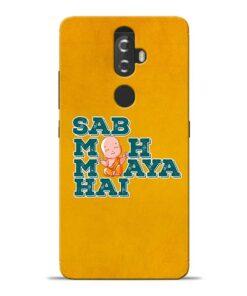 Sab Moh Maya Lenovo K8 Plus Mobile Cover