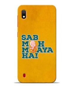 Sab Moh Maya Samsung A10 Mobile Cover