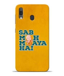Sab Moh Maya Samsung A30 Mobile Cover