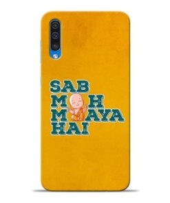 Sab Moh Maya Samsung A50 Mobile Cover