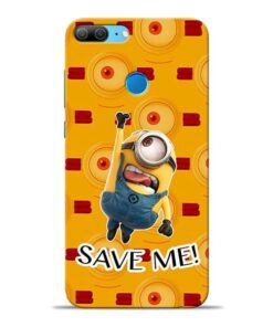 Save Minion Honor 9 Lite Mobile Cover