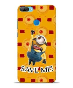 Save Minion Honor 9N Mobile Cover