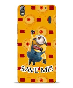 Save Minion Lenovo K3 Note Mobile Cover
