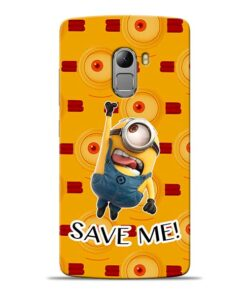 Save Minion Lenovo K4 Note Mobile Cover