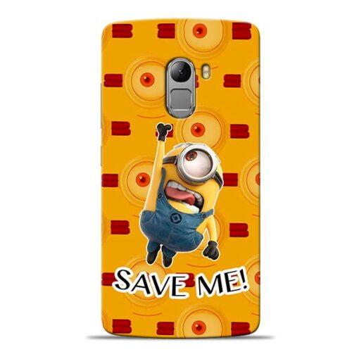 Save Minion Lenovo K4 Note Mobile Cover