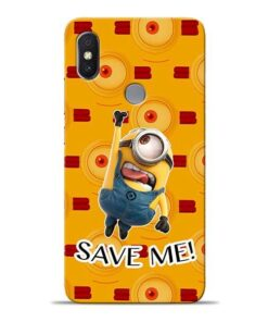 Save Minion Xiaomi Redmi Y2 Mobile Cover