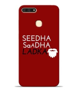 Seedha Sadha Ladka Honor 7A Mobile Cover