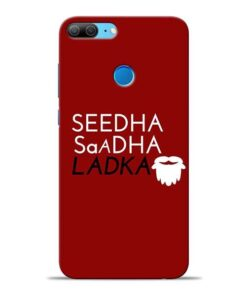 Seedha Sadha Ladka Honor 9 Lite Mobile Cover