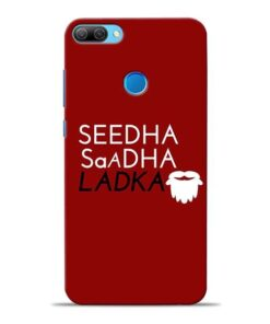 Seedha Sadha Ladka Honor 9N Mobile Cover