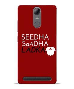 Seedha Sadha Ladka Lenovo K5 Note Mobile Cover