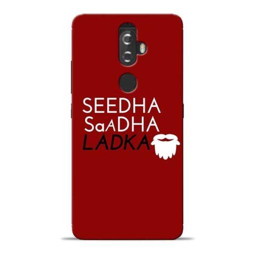 Seedha Sadha Ladka Lenovo K8 Plus Mobile Cover