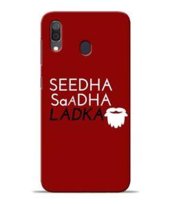 Seedha Sadha Ladka Samsung A30 Mobile Cover