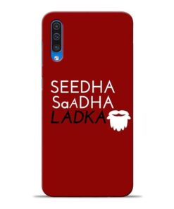 Seedha Sadha Ladka Samsung A50 Mobile Cover