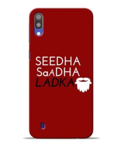 Seedha Sadha Ladka Samsung M10 Mobile Cover