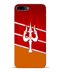 Shiva Trishul Apple iPhone 8 Plus Mobile Cover