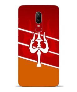 Shiva Trishul Oneplus 6 Mobile Cover