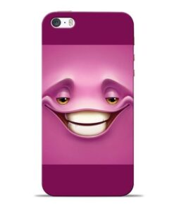 Smiley Danger Apple iPhone 5s Mobile Cover