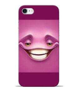 Smiley Danger Apple iPhone 8 Mobile Cover