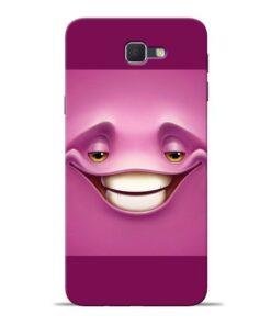 Smiley Danger Samsung J7 Prime Mobile Cover