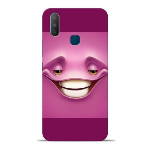 Smiley Danger Vivo Y17 Mobile Cover