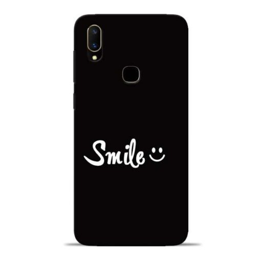 Smiley Face Vivo V11 Mobile Cover