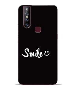 Smiley Face Vivo V15 Mobile Cover