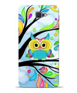 Spring Owl Samsung J7 Prime Mobile Cover