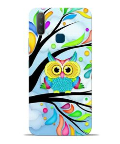 Spring Owl Vivo Y17 Mobile Cover