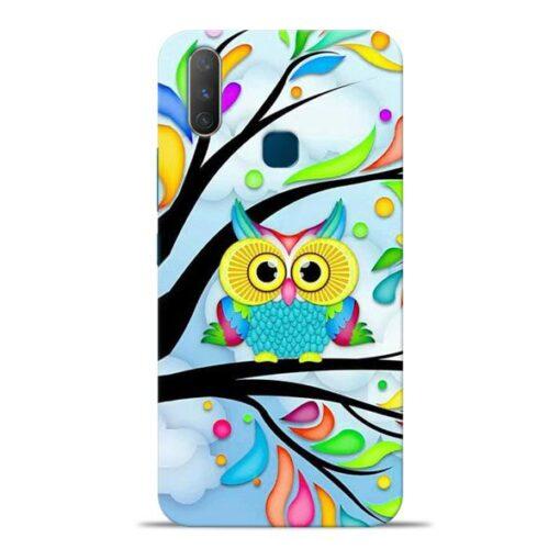 Spring Owl Vivo Y17 Mobile Cover