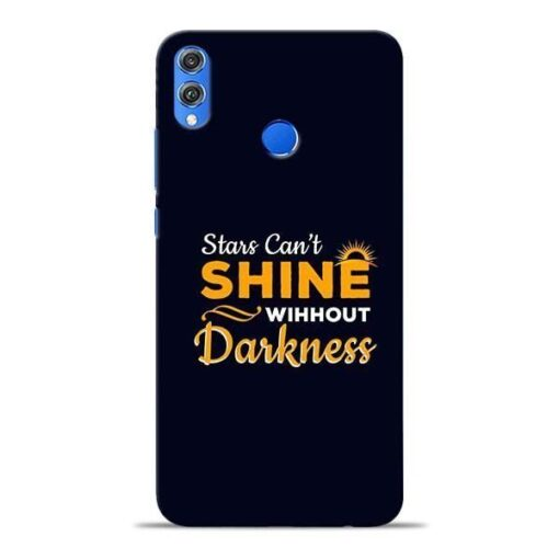 Stars Shine Honor 8X Mobile Cover