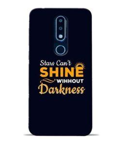Stars Shine Nokia 6.1 Plus Mobile Cover