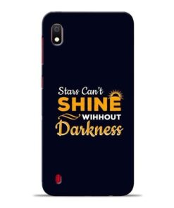 Stars Shine Samsung A10 Mobile Cover