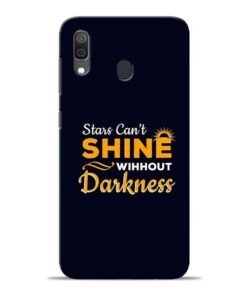Stars Shine Samsung A30 Mobile Cover