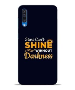 Stars Shine Samsung A50 Mobile Cover
